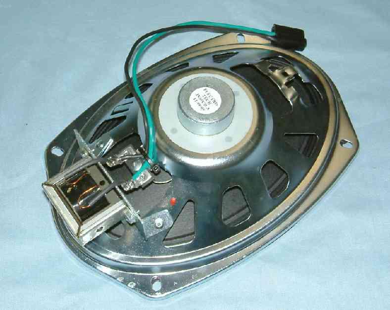 Classic Car Speakers