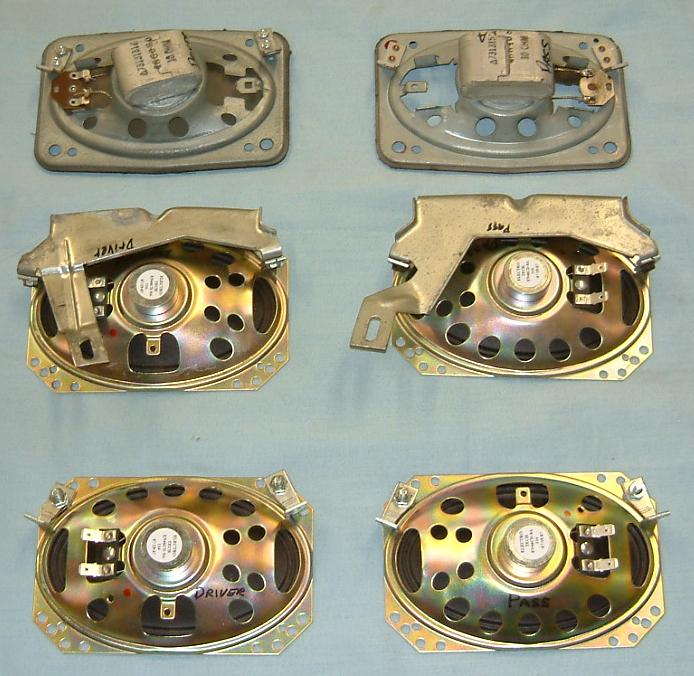 CHEV46A_2 classic car speakers 1970 chevelle radio wiring diagram at panicattacktreatment.co
